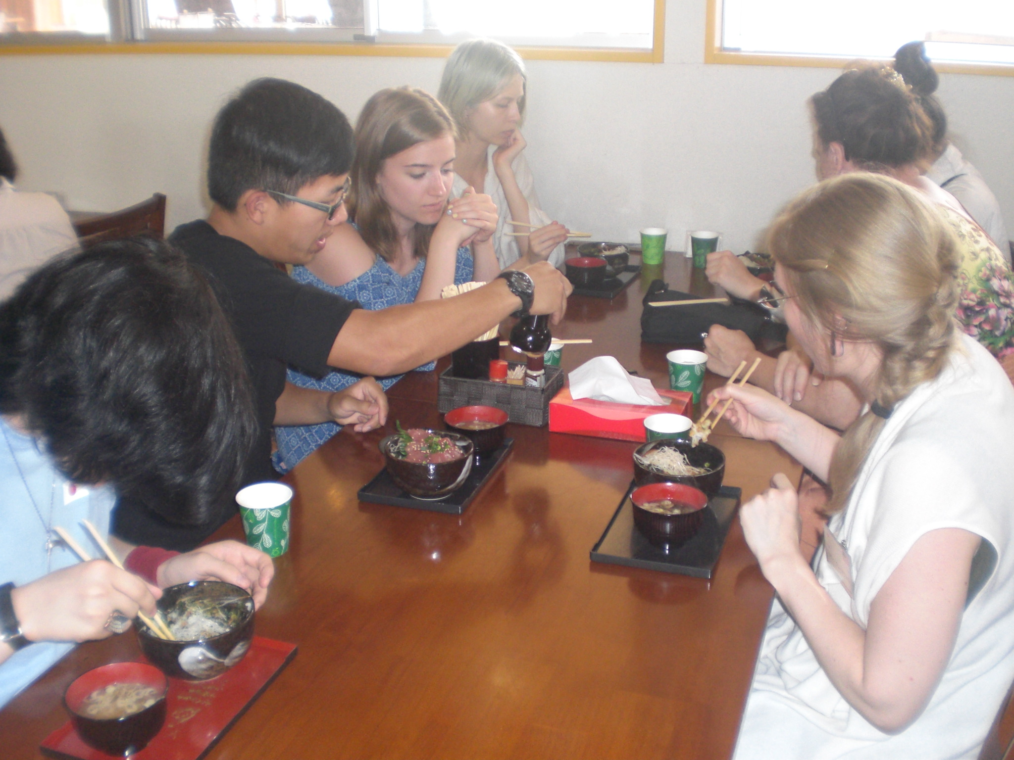 Japan Student Exchange Summer 2016
