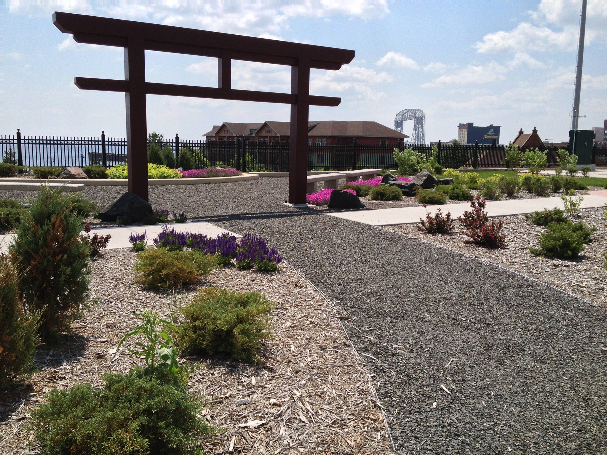Duluth Sister Cities Park
